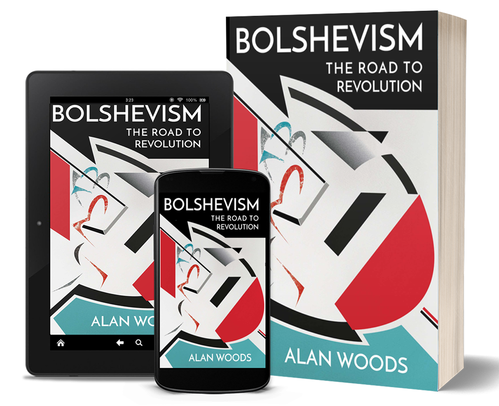 Book] History of the Bolshevik Party: Bolshevism - The Road