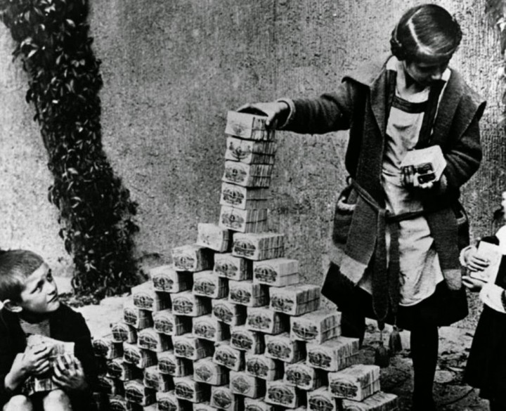germanyhyperinflation image public domain