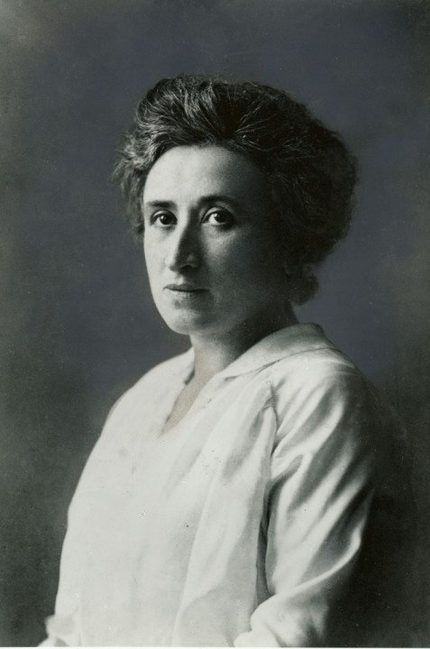 Rosa Luxemburg was a leading figure in the defeated German Revolution Image Rosa Luxemburg Stiftung
