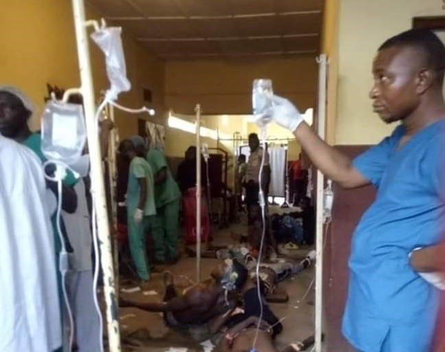 Nigeria hospital 2 Image Commonwealth Secretariat