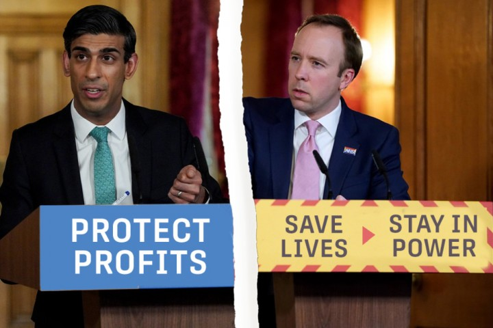 profits or life Socialist Appeal
