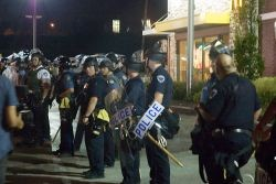 Ferguson police-peoplesworld