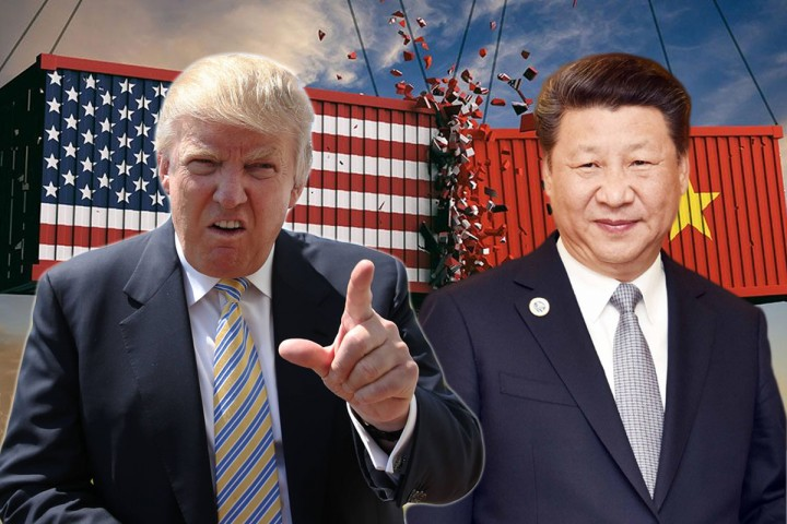 US China trade war Image Socialist Appeal