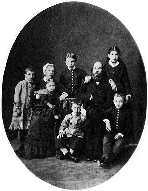 The Ulyanov Family