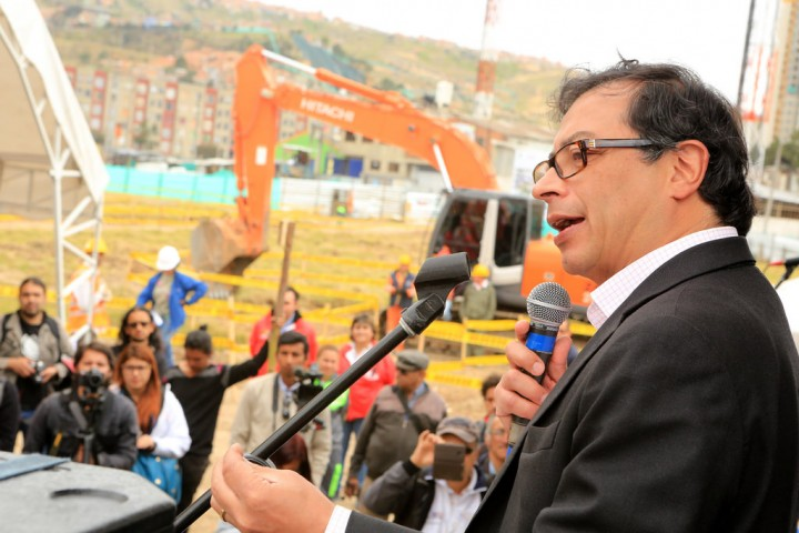 Gustavo Petro 2 Image Official Flickr