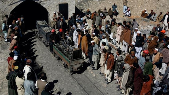Balochistan 23 mine workers died in twin mine collapse 4