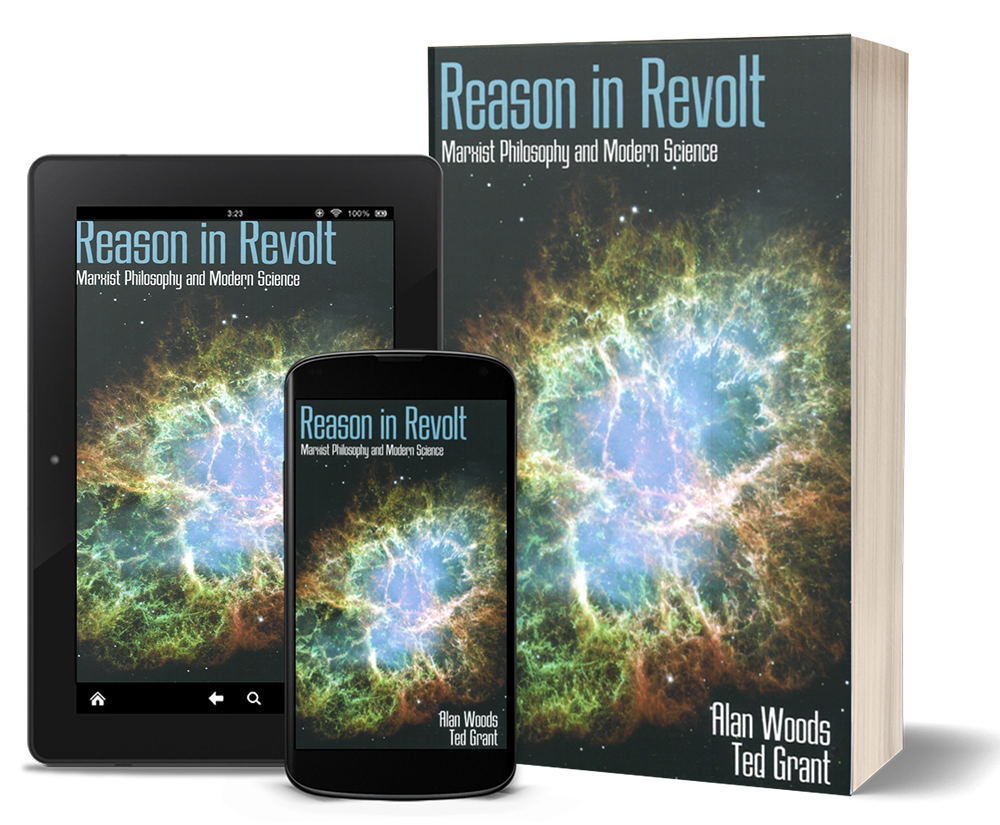 Book Reason In Revolt Marxist Philosophy And Modern Science