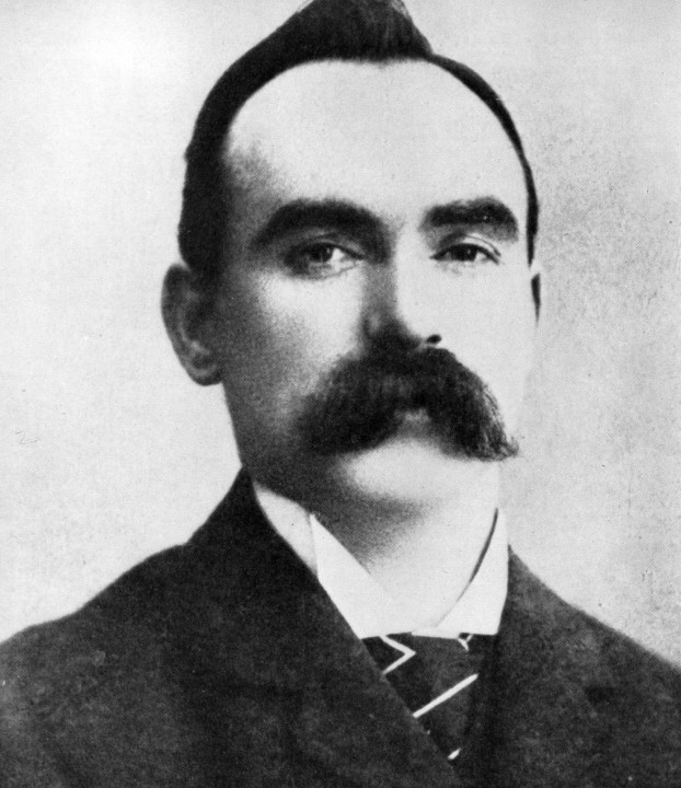 James Connolly Image Flickr The Irish Labour Party