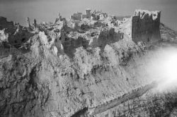 The Battle of Cassino January-may 1944 after the bombing