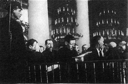 The Second Moscow Trial Image public domain
