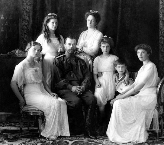 romanov family wikimedia