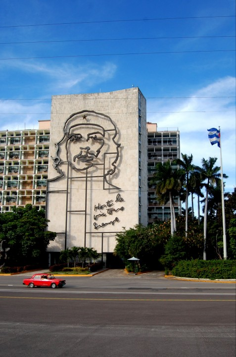 Cuban revolution square image feray umut flickr