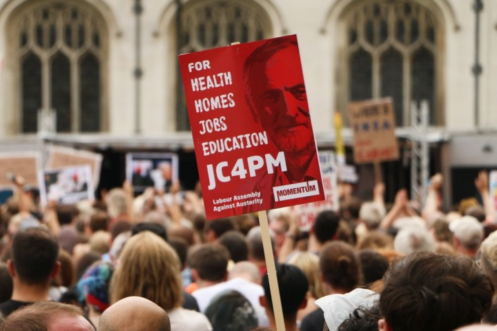 Jeremy Corbyn for PM Image Socialist Appeal