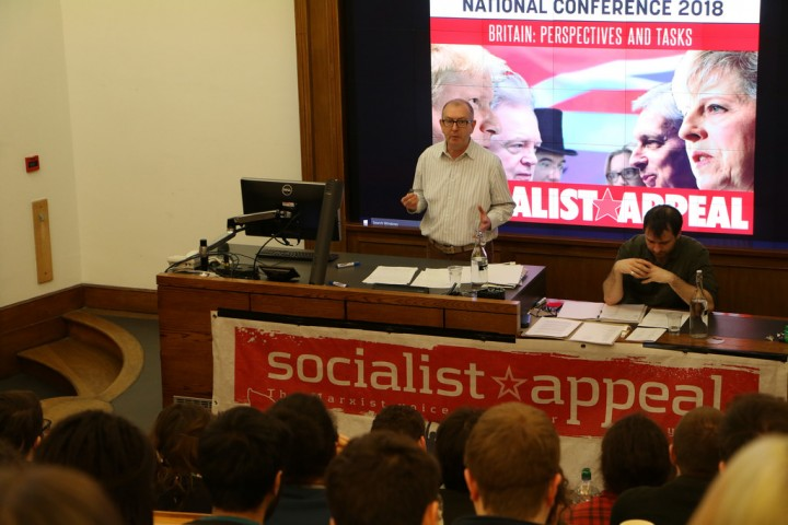 SA conference 2018 2 Image Socialist Appeal