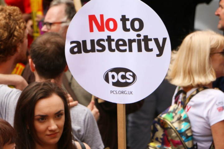 No to austerity PCS Image Socialist Appeal