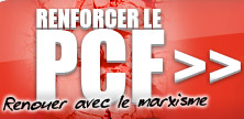 The document Renforcer le PCF, renouer avec le marxisme that was promoted by the Marxists in PCF won 15% of the vote in a party referendum.