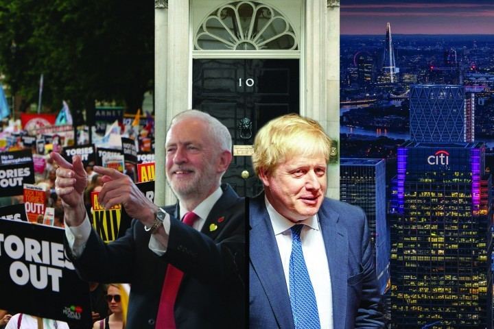 Johnson and Corbyn 2 Image Socialist Appeal