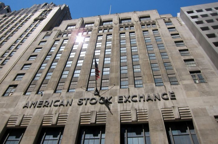 American Stock Exchange Image Wally Gobetz
