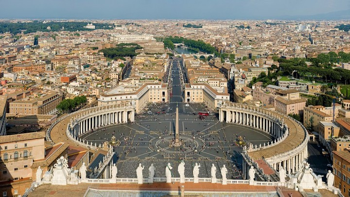 Vatican City Image Diliff