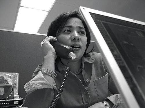 Telemarketing Image Flickr Jimmy Hilario