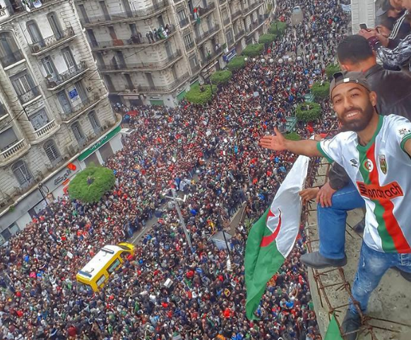 Algeria protests 2019 2 Image Eric Blanc