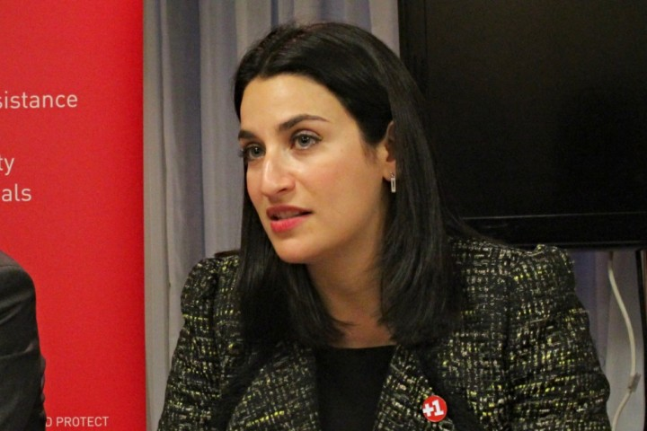Luciana Berger Image fir use