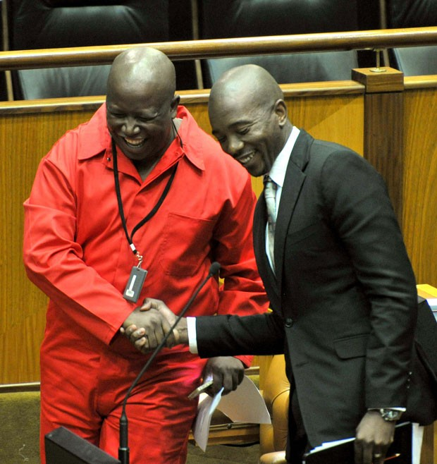 EFF in Parliament Image GovernmentZA
