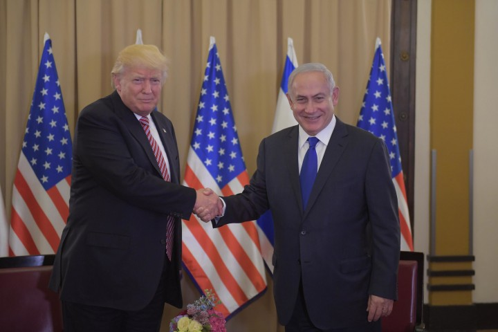 Trump Netenyahu Image Flickr Israeli Ministry of Foreign Affairs