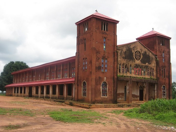 Catholic Parish Church Umulokpa Image Cliffdarlin