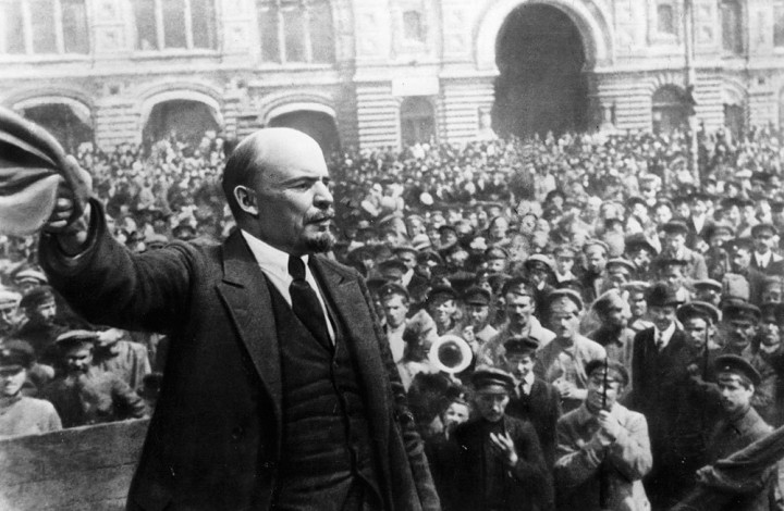 October Revolution morality Image public domain