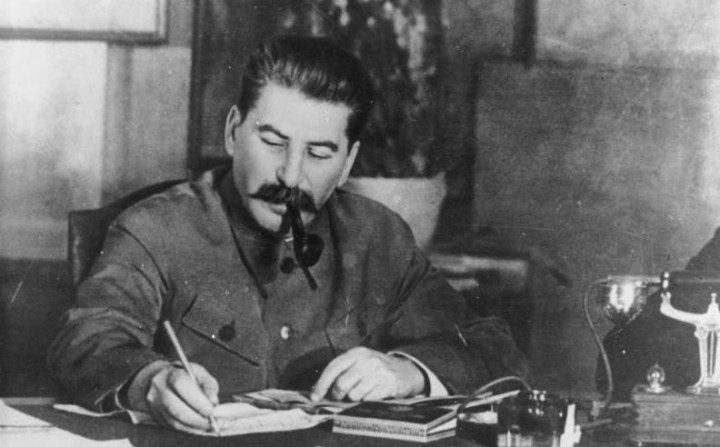 Stalins crude theory of socialism in one country had no basis in Marxism Image public domain