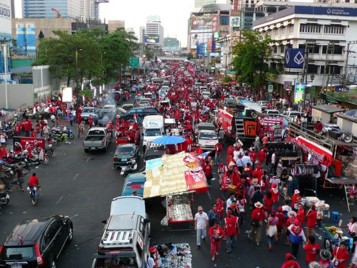15 May in Bangkok.