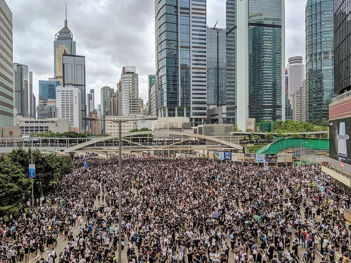 Hong Kong anti extradition bill protest Image Studio Incendo