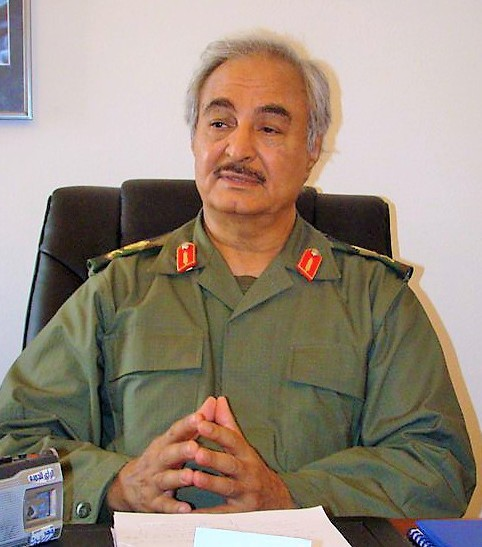 General Haftar Image Magharebia
