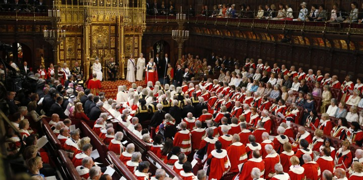 state opening of parliament Image Royals
