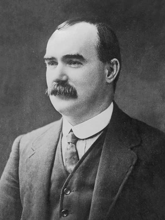 James Connolly Image public domain