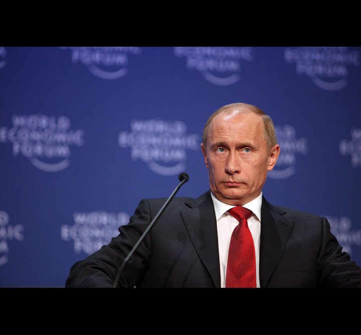 Vladimir Putin World Economic Forum