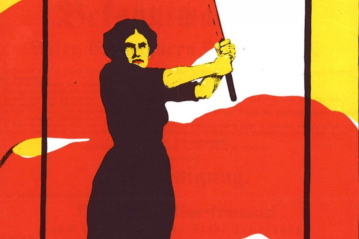 the socialist origins of international womens day Image public domain