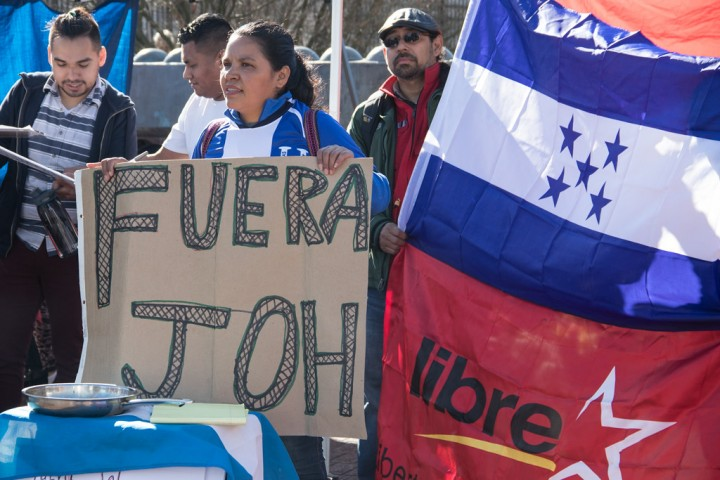 10 years since coup fuera JOH Image Flickr Esther Vargas