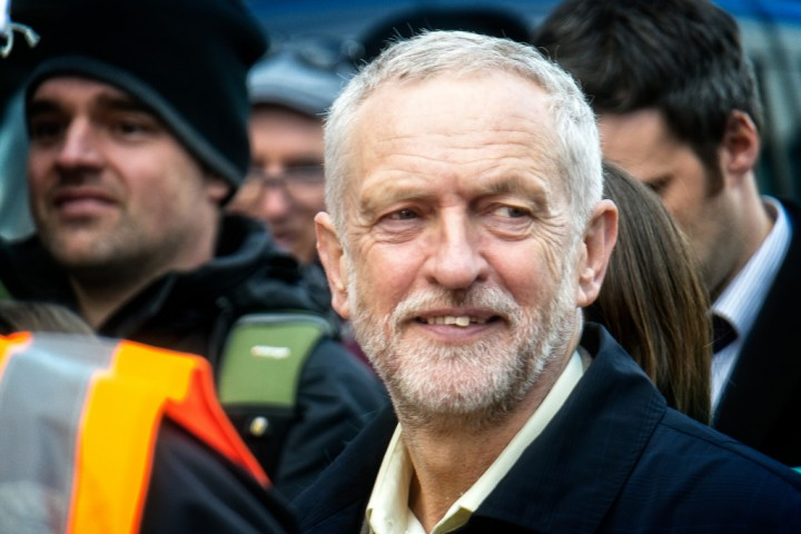 Jeremy Corbyn Image Flickr Garry Knight