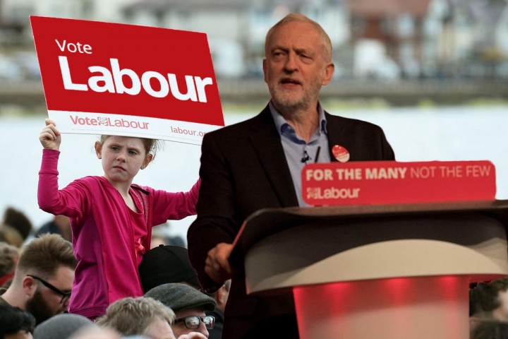 CorbynElectionCampaign 2 Image Socialist Appeal