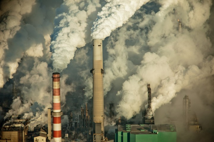 climate change oil industry Image fair use