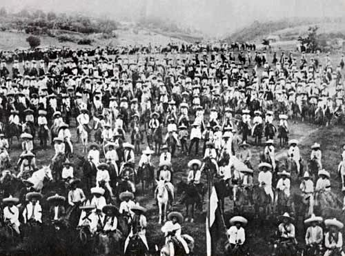 an overview of the chiapas revolution in mexican history
