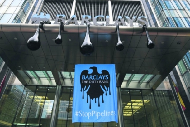 Britain: the banks and climate change: don't divest – nationalise!