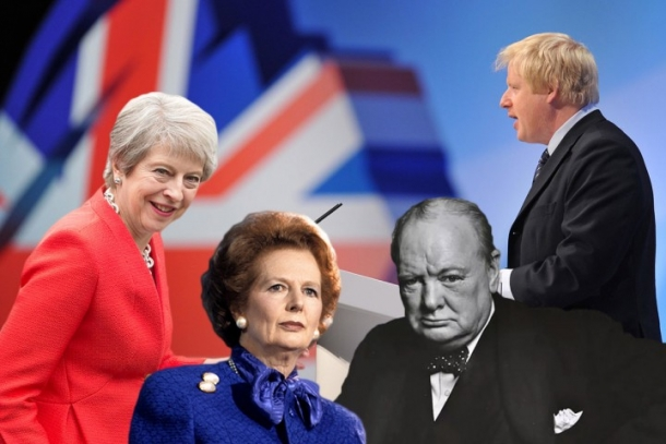 Britain: the rise and fall of the Tory Party