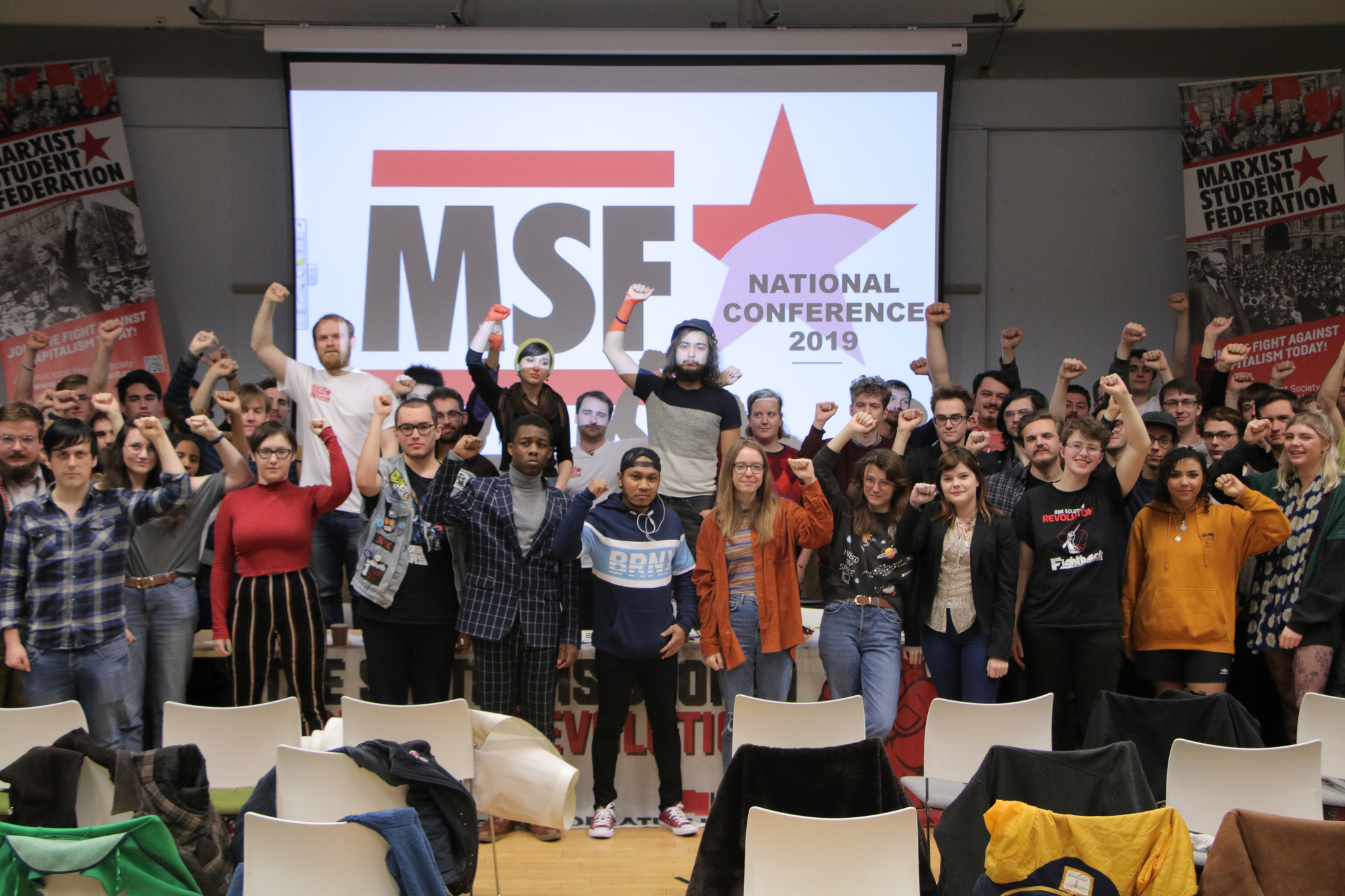 Britain: Marxist Student Federation on the rise