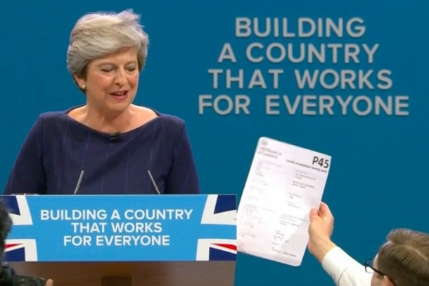 Britain: Theresa May – damned if she goes; damned if she doesn't
