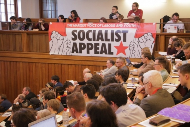 Britain: Socialist Appeal conference 2019 – building the Marxist voice of Labour and youth