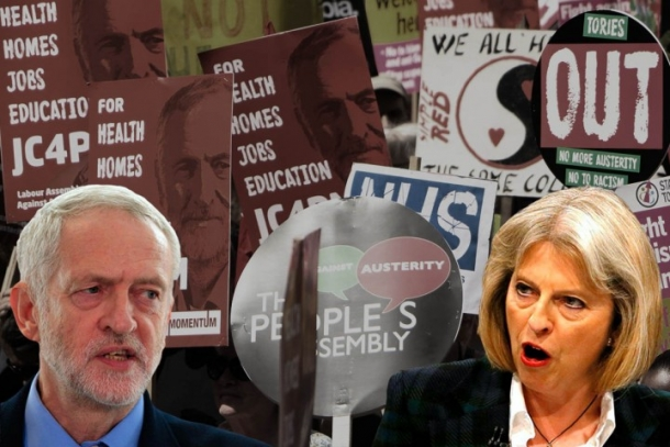 Britain: Tory implosion paves the way for a Corbyn government