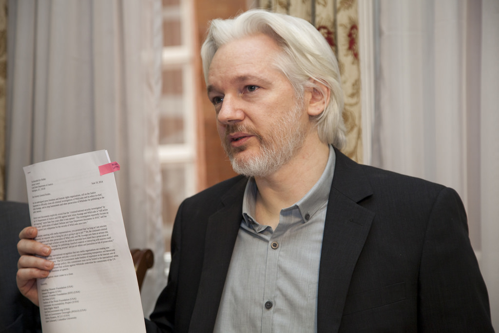 Britain: the Assange arrest – Blairites run to the support of imperialism